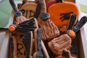 Maślane ciasteczka – trzymające kształt
