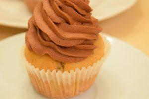 Waniliowe cupcake–najlepsze