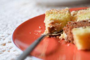 Szybkie ciasto urodzinowe
