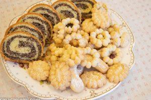 Ciasteczka z maszynki–Kurabye