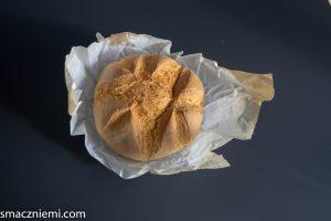 Chleb pszenny z kaszą manną–błyskawiczny