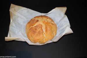 Chleb z garnka–dutch oven bread