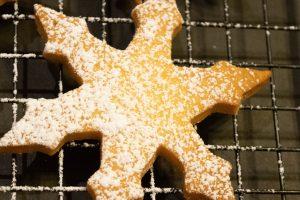 Ciasteczka maślane–proste i szybkie