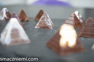 Domowe nadziewane czekoladki